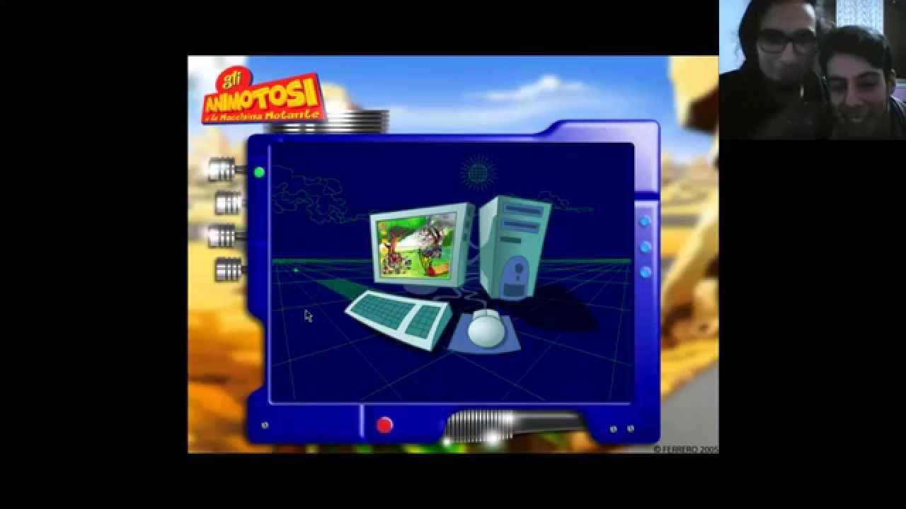 videogioco animotosi