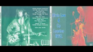 ALVIN LEE CO Live In London 1975