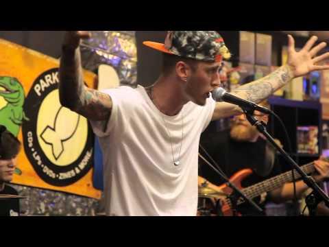 "Machine Gun Kelly- ""Blue Skies"" Live At Park Ave Cd's"