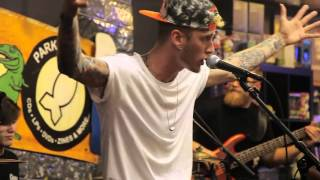 "Machine Gun Kelly- ""Blue Skies"" Live At Park Ave Cd's"