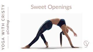 Sweet Openings / S005
