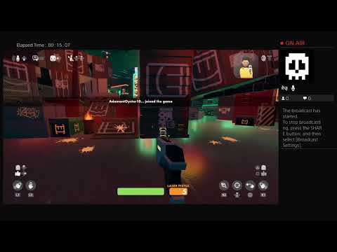 Playing Rec Room