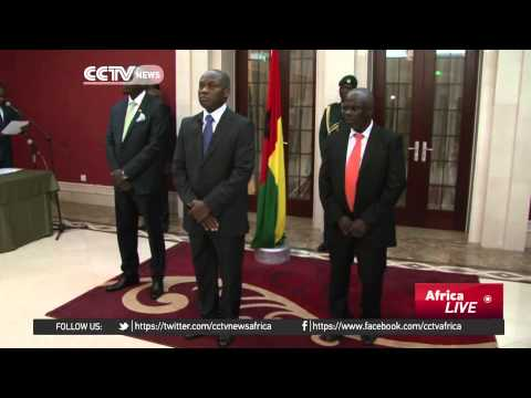 Guniea Bissau's appoints new cabinet