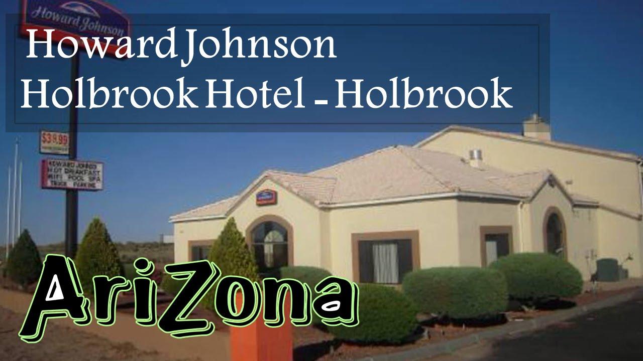 Howard Johnson Holbrook Hotel Arizona