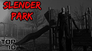 Top 10 Cursed Playgrounds That Should Be Avoided - Part 4