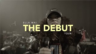 Ellasode: The Debut Tour (Europe)