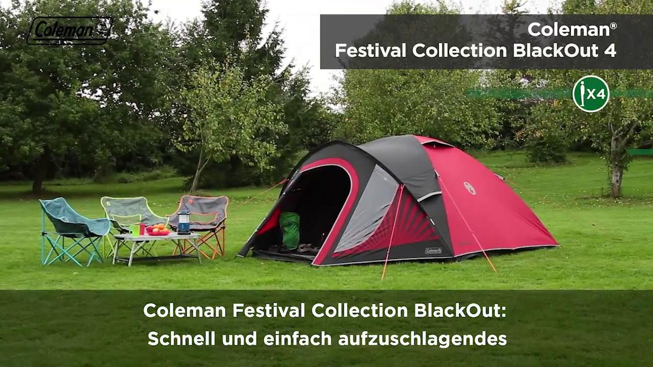 Coleman Zelte | Kinderoutdoor | Outdoor Erlebnisse mit der
