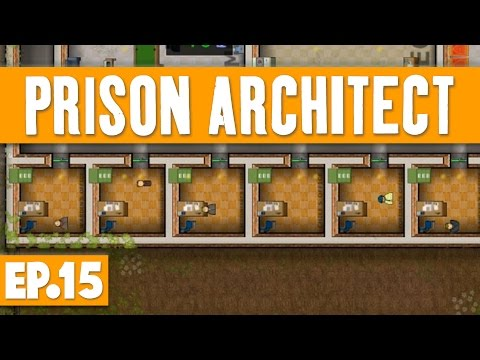 Prison Architect - POLICY CHANGES! #15