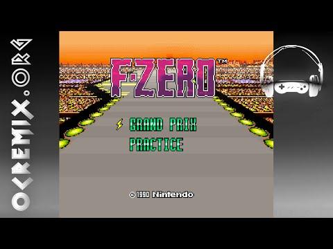 OC ReMix #285: F-Zero 'Muted Skyline' [Mute City] by JD Harding