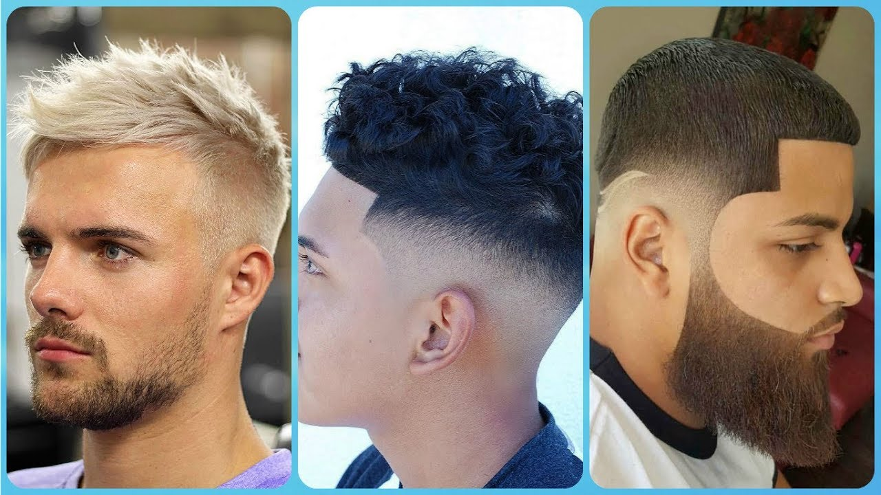 Top 20 ⚽ ⚽ ⚽ capelli rasati ai lati e lunghi sopra uomo ...