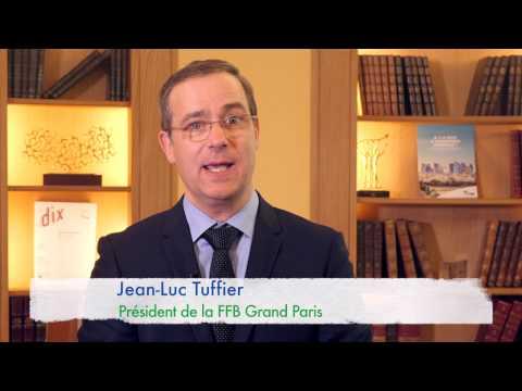 Jean-Luc Tuffier - Président de la FFB Grand Paris