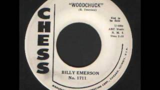 Billy Emerson - Woodchuck.wmv