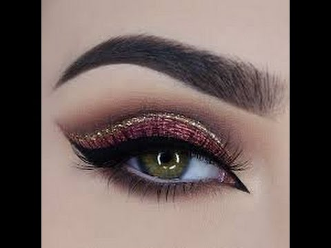 Bridal eye makeup looks