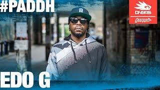 EDO G , Boston, Rap 90er, Interview Per Anhalter durch die Hood