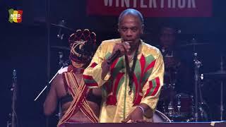 femi kuti the positive force afro pfingsten festival 2018