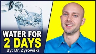 48 Hour Water Fast    Incredible Benefits From This Simple Fast