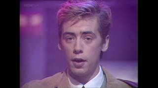 Nick Hayward - Blue Hat For A Blue Day (TOTP 1983)