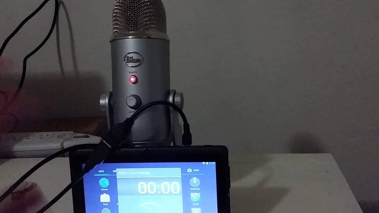 Image result for mic connected with phone over otg