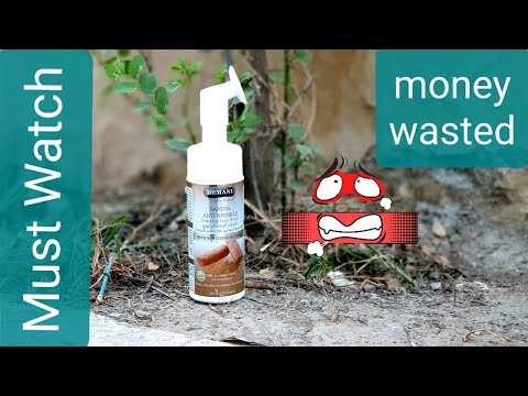 hemani-herbal-foaming-face-wash-review-||-money-wasted-||-honest-reviews-from-pakistan