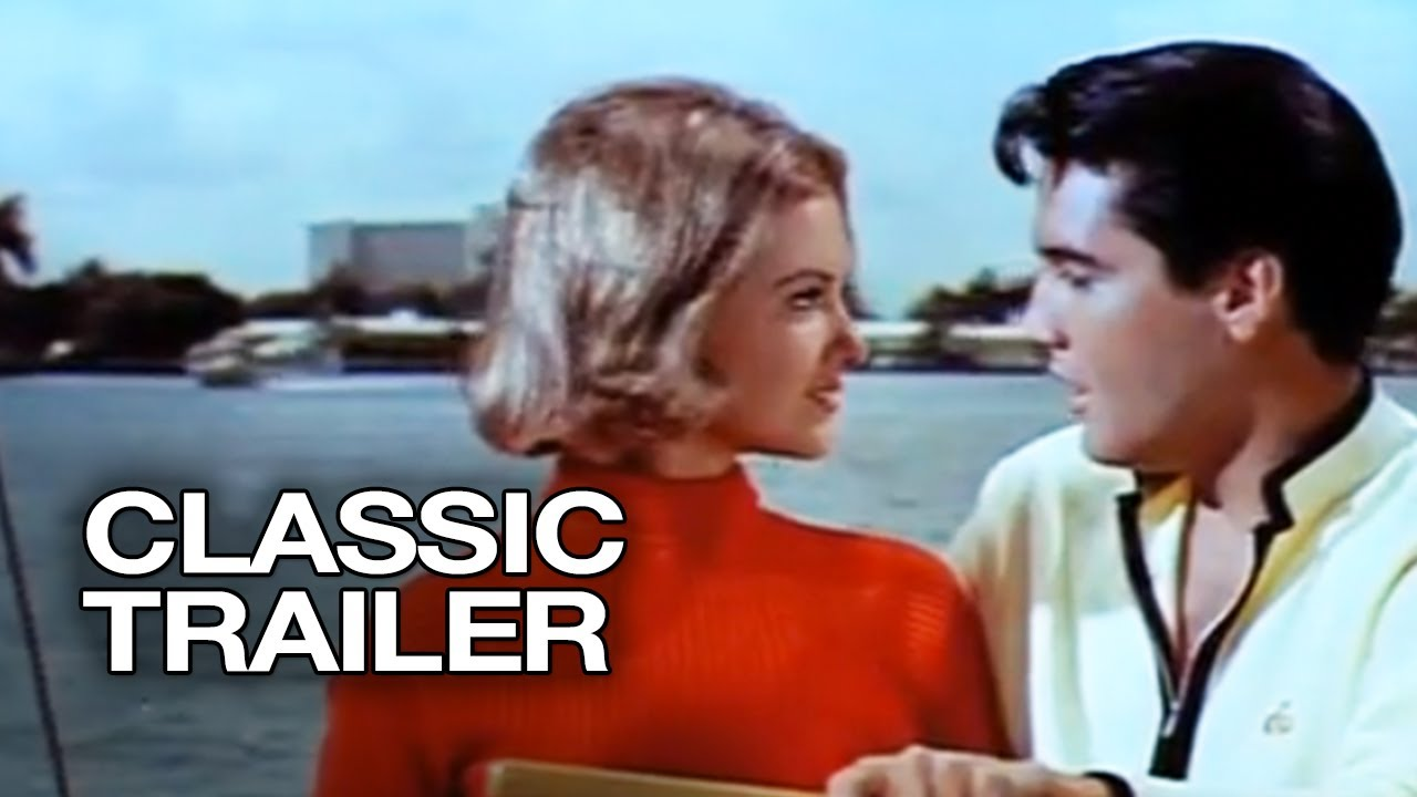 Girl Happy Official Trailer #1 - Elvis Presley Movie (1965) HD