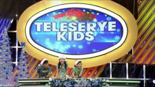Family Feud December 25, 2016 Teaser: Bida Bulilits vs Teleserye Kids(, 2016-12-24T16:00:05.000Z)