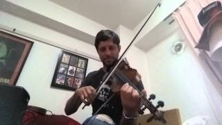Line ringtone violin loop