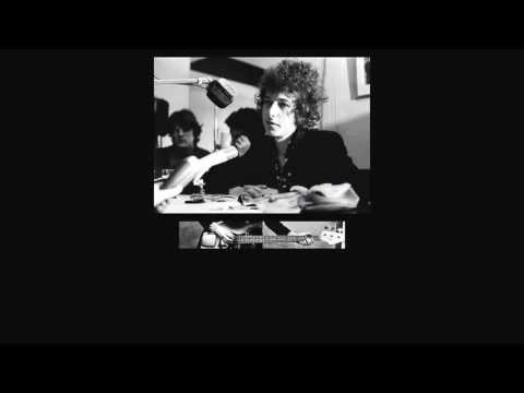 Bob Dylan it's all over now baby blue (rare)