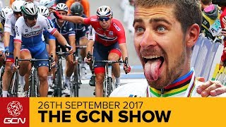 How Did Peter Sagan Really Win The Worlds? | The GCN Show Ep. 246