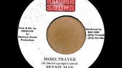 Beenie Man - More prayer (Intercom riddim) 2000
