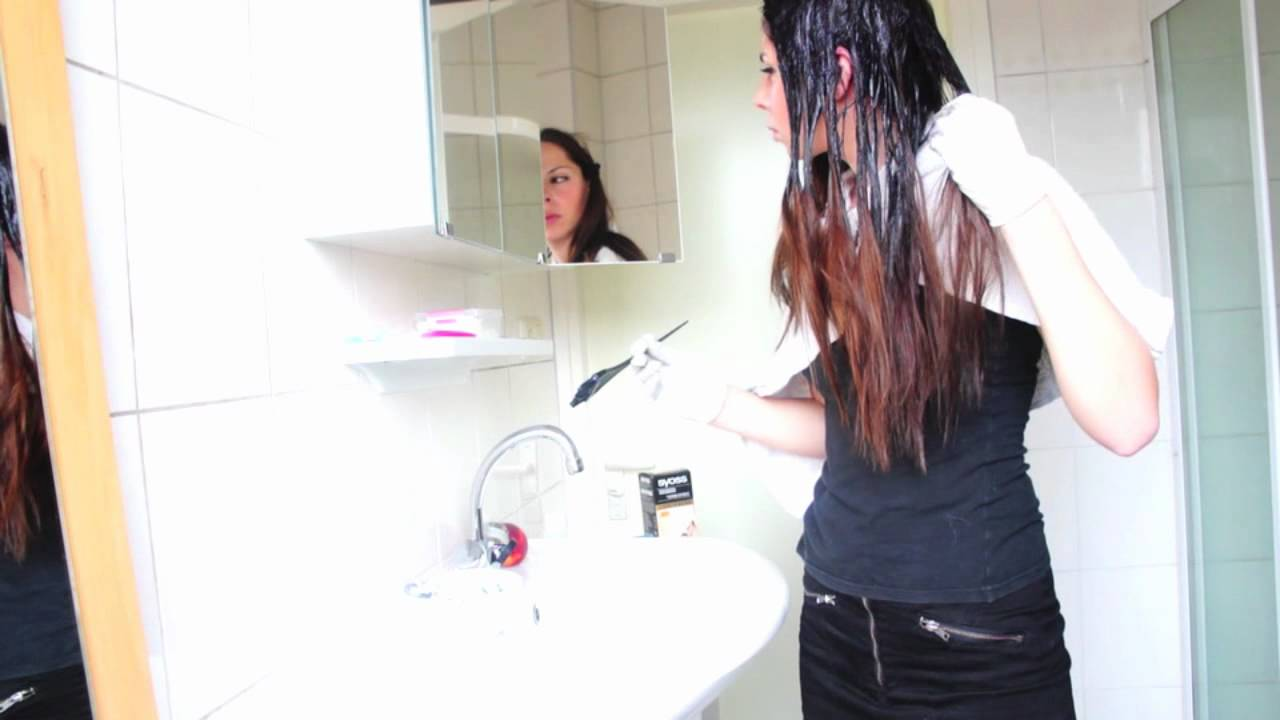 Diy ombre hair peekaboo highlights youtube solutioingenieria Image collections
