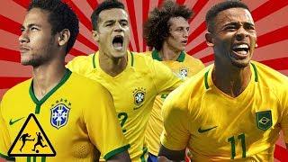 como seriam os craques da seleo nos times brasileiros