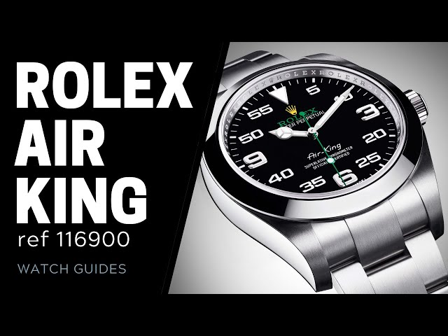 Rolex Air-King 116900 - 5 Things to Love   SwissWatchExpo