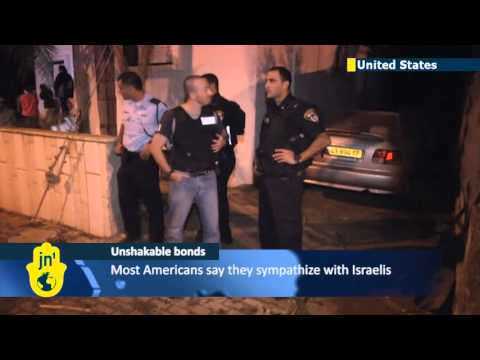 Poll Shows Americans Still Support Israel: Only 10% Of Americans Sympathize With Palestinians