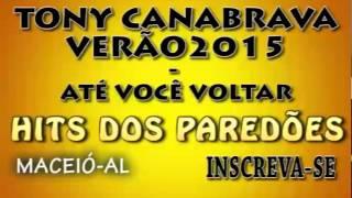 ATÉ VOCÊ VOLTAR - TONY CANABRAVA VERÃO 2015 - HITS DOS PAREDÕES