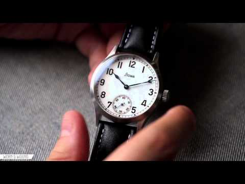 WORN&WOUND: STOWA MARINE ORIGINAL REVIEW