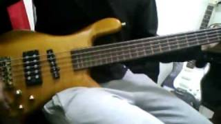 Warwick Streamer Jazzman demo