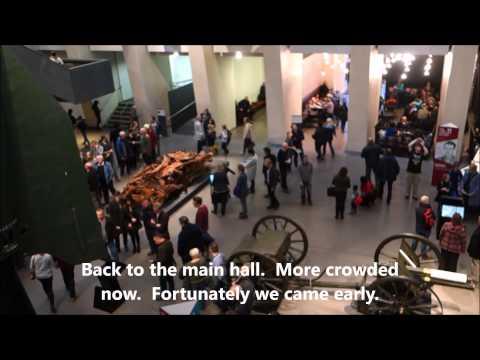 Imperial War Museum London Visit