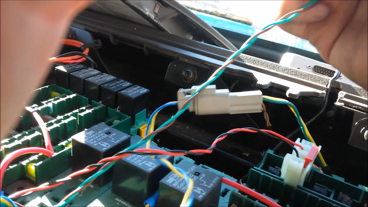 How To Install The Keeptrucking Wiring On Volvo