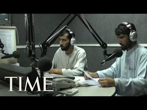 How Radio Gives Afghans A Voice | TIME
