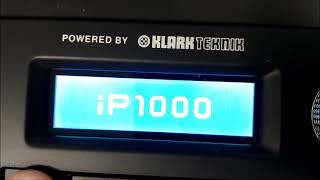 Turbosound IP1000 V2 - Review & Test