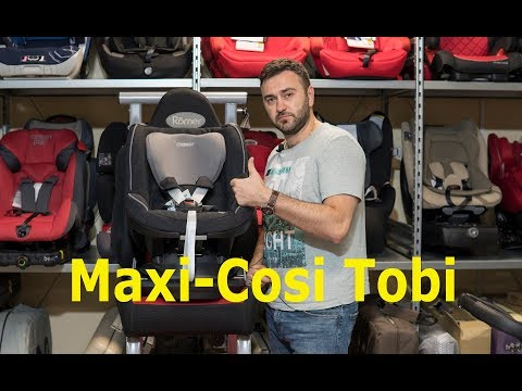 Подробный обзор Maxi-Cosi Tobi детское автокресло от 9 месяцев до 4 лет
