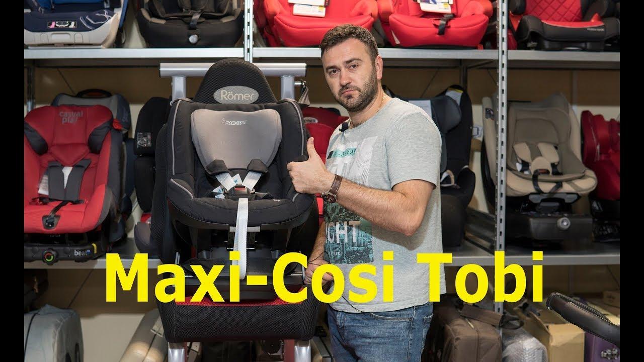 Автокресло Maxi-Cosi Tobi Robin Red 60108990
