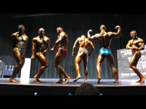 Drzavno u Bodybuildingu 2014  Sasa Stankovic Pobednik u teskoj kategoriji