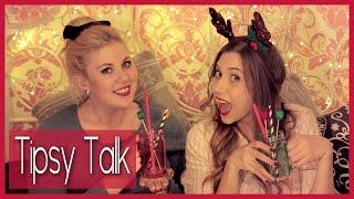 Tipsy Talk with Louise Pentland | Collabmas Day 14