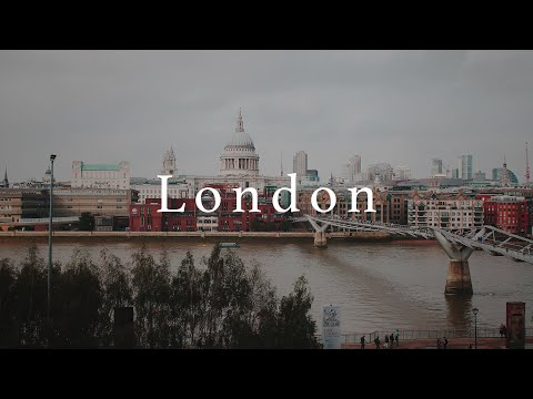 Cinematic London – A 4 days travel video