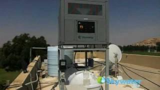 Skywater 300 Installation