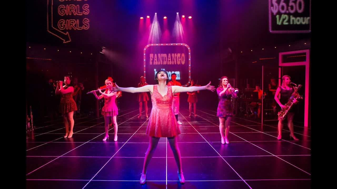 Sweet Charity At The New Wolsey Theatre Ipswich