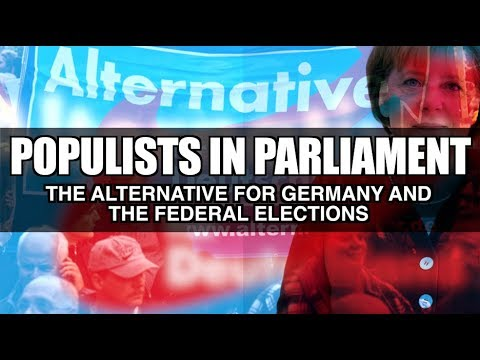 The Alternative for Germany (AfD) and the German Elections