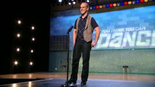 Ryan Kasprzak's Audition & Tap Battle (SYTYCD-s06s01)