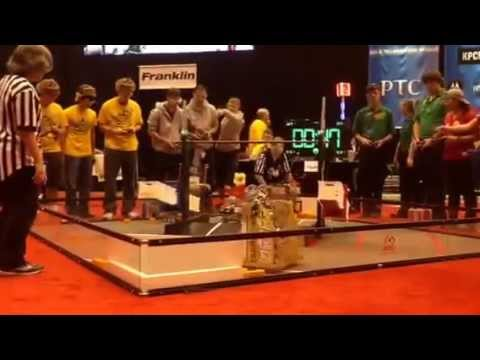 FIRST Robotics Competition: John Burroughs School of St. Louis